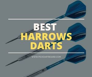 Best Harrows darts