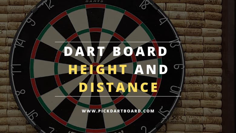 Dart Board Height