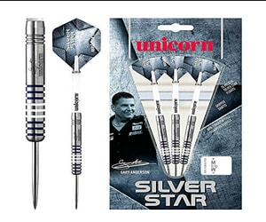 Silver Star Gary Anderson