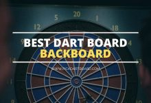 Best Dart Board Backboard 2021 & Protector For Walls