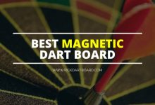 Best Magnetic Dart Board 2021 For Pro Darts Players