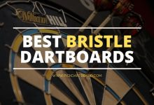 Best Bristle Dartboards 2021 For Professional Darts Players